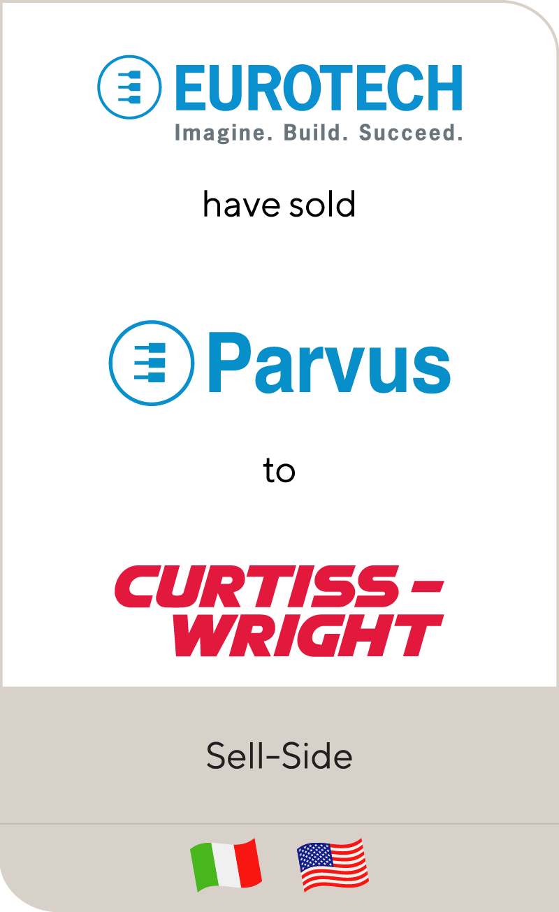Eurotech Parvis Curtis Wright 2013
