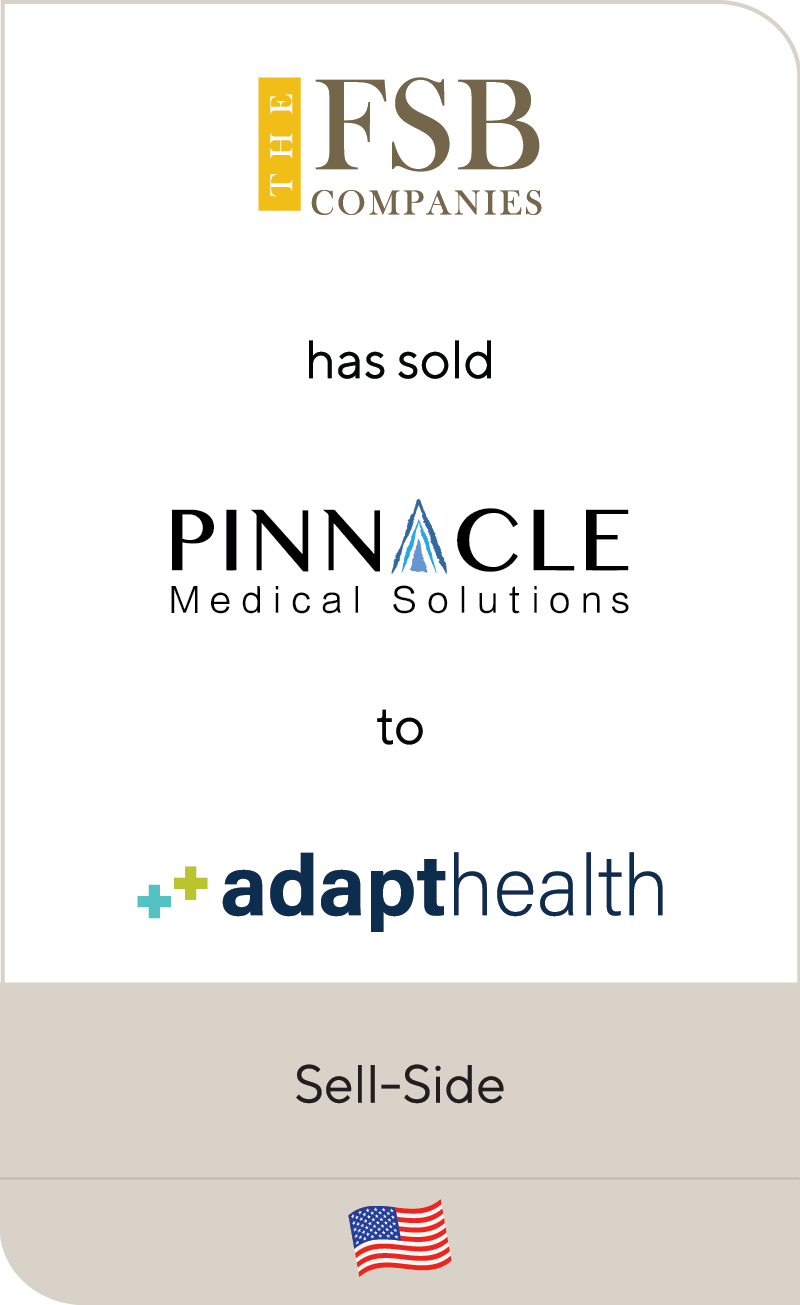FSB Pinnacle AdaptHealth 2020