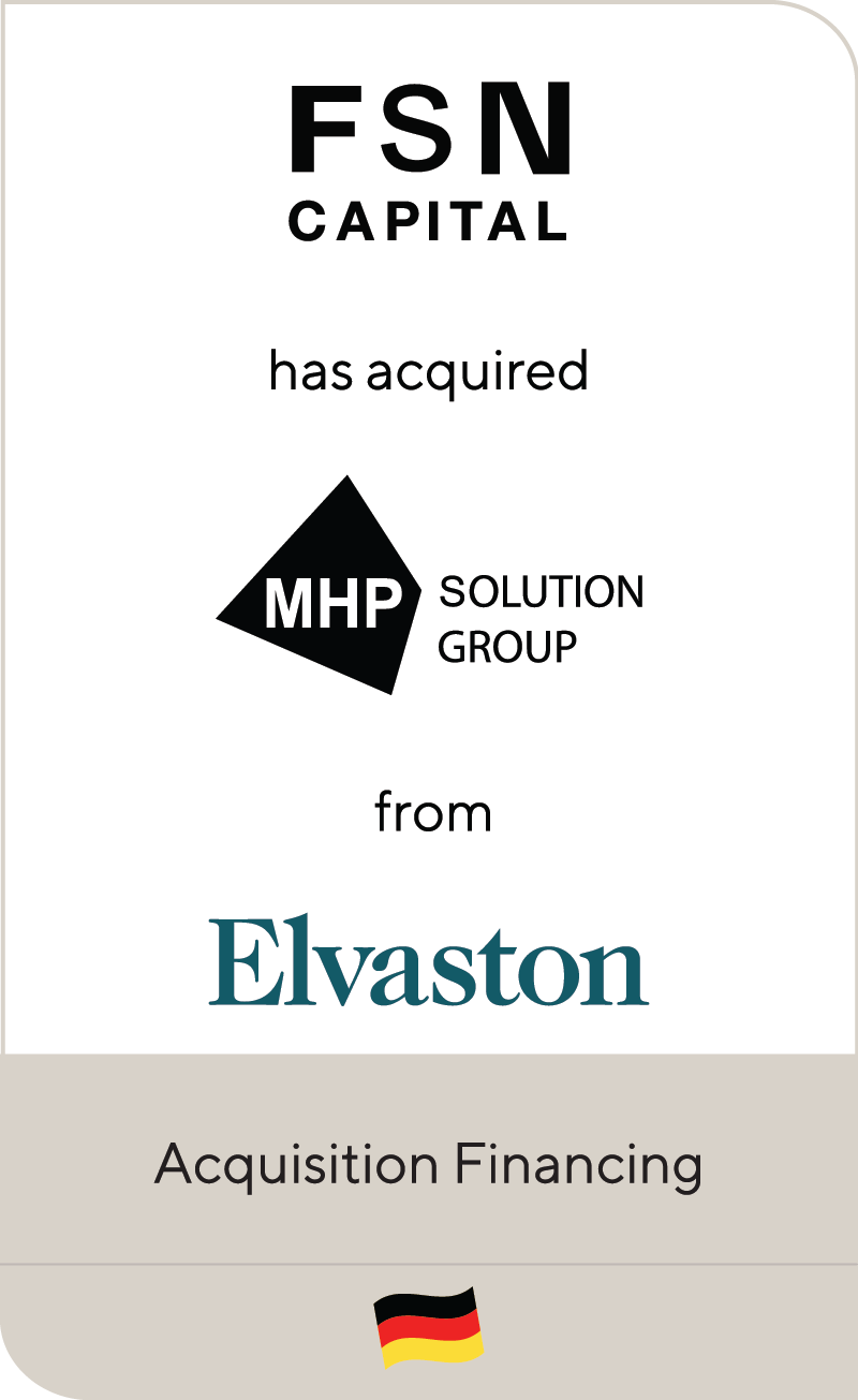 FSN Capital MHP Solution Elvastion 2020