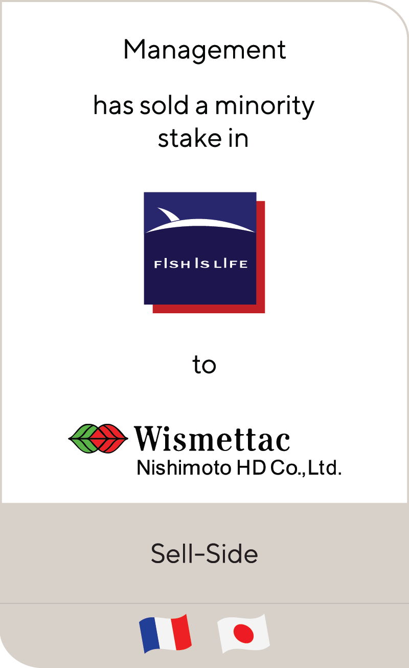 Fish Is Life Wismettac 2017