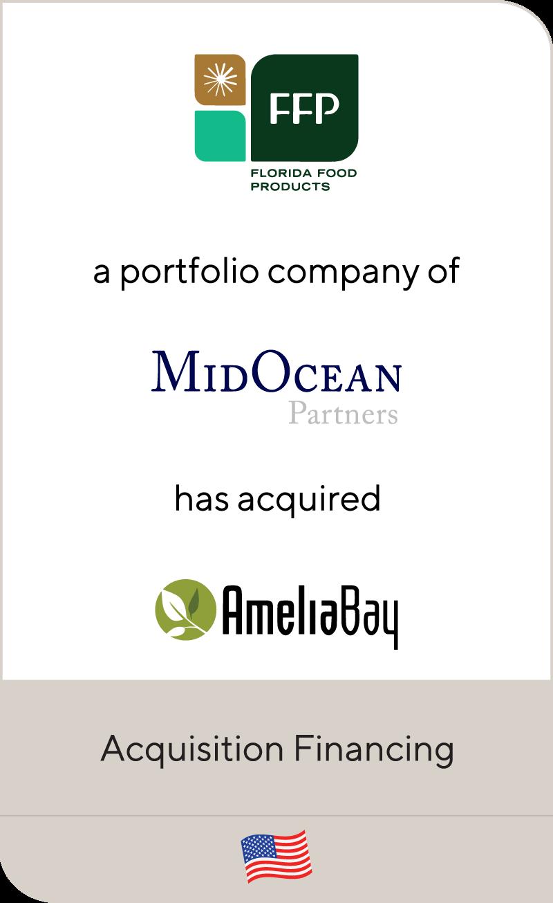 Florida Food Products MidOcean Partners Amelia Bay 2020