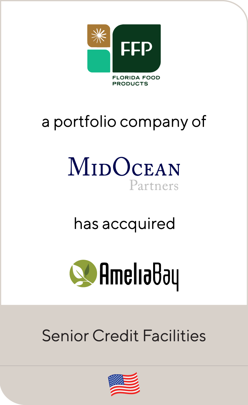 Florida Food Products MidOcean Partners Amelia Bay 2020