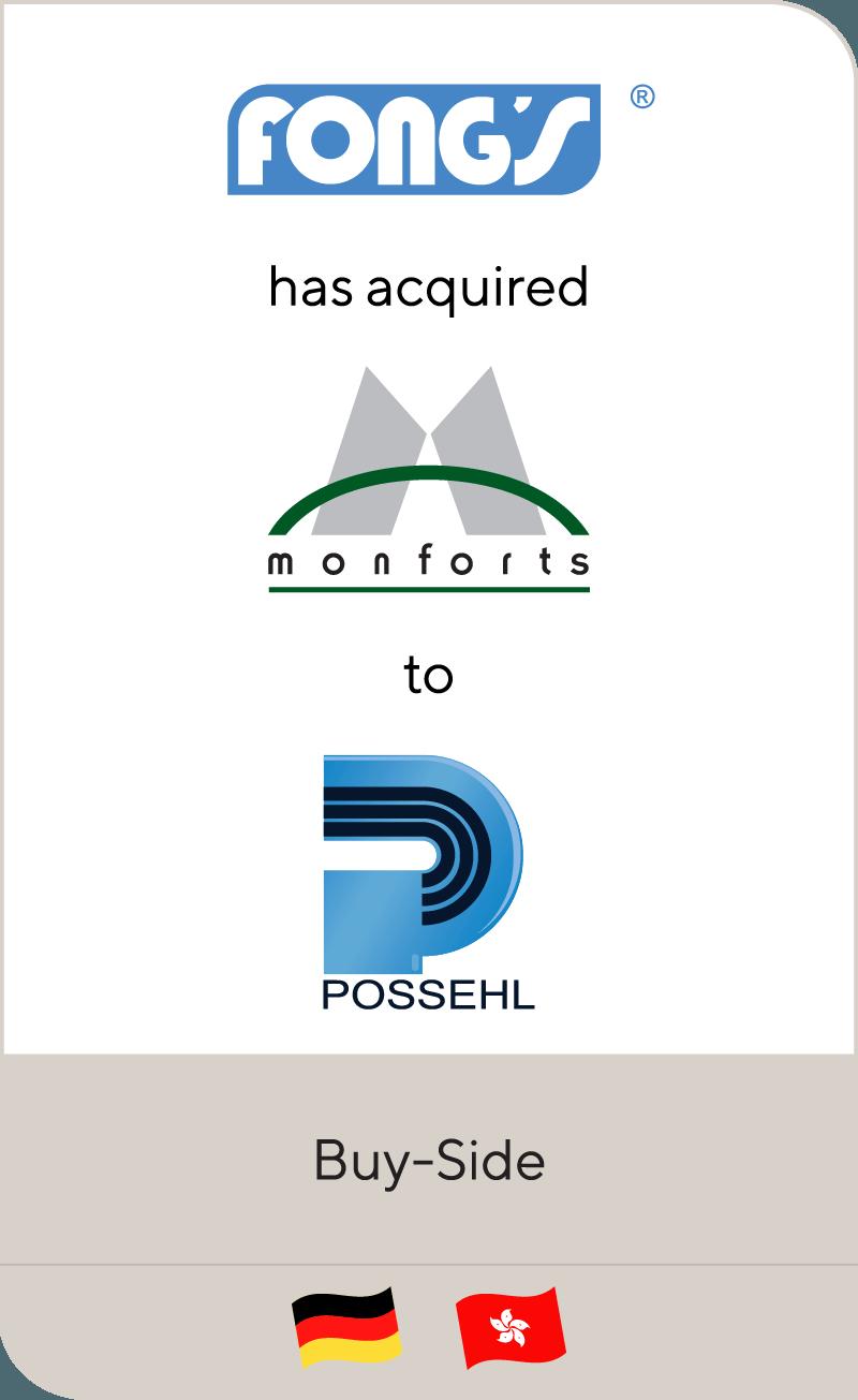 Fong's Monforts Possehl 2012