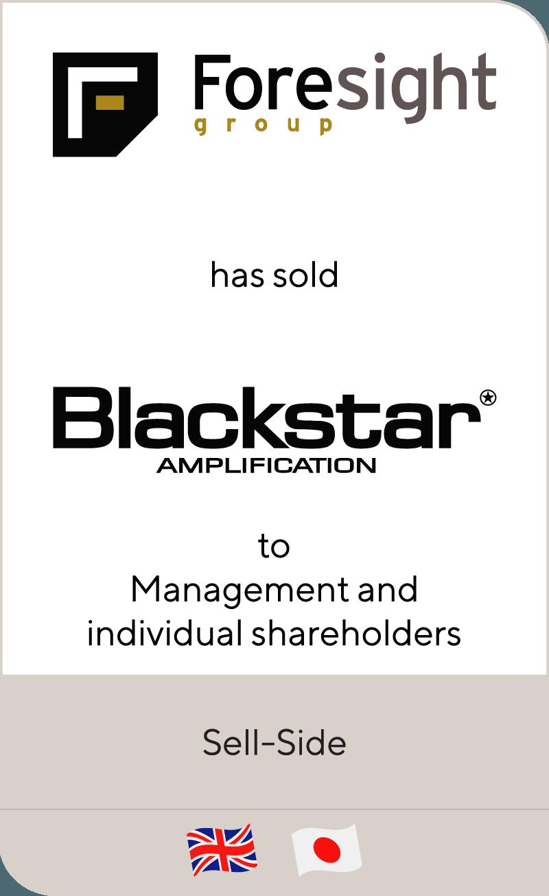 ForesightGroup Blackstar 2017