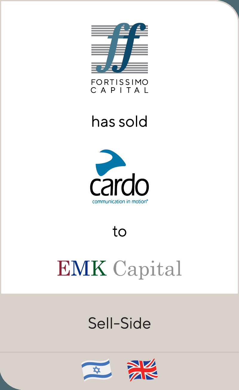 Fortissimo Cardo EMK Capital 2021