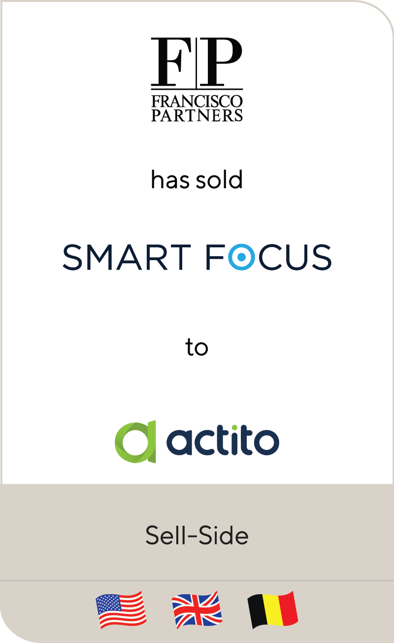 Francisco Partners Smart Focus Actito 2019