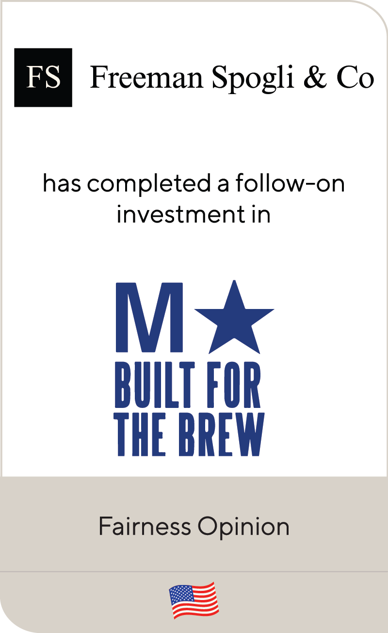 Freeman Spogli M Built For The Brew 2020