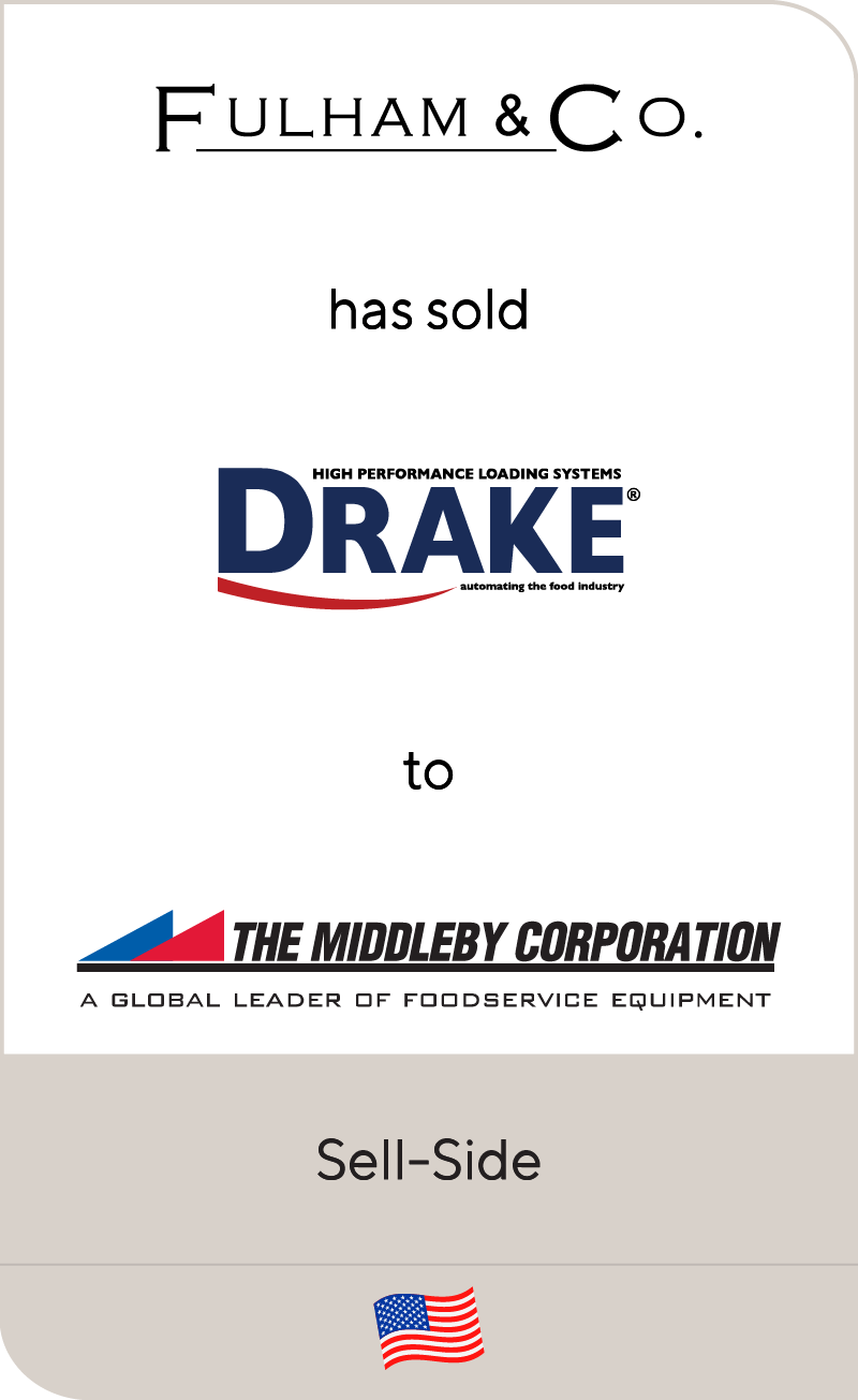 Fulham&Co Drake The Middleby Corporation 2011