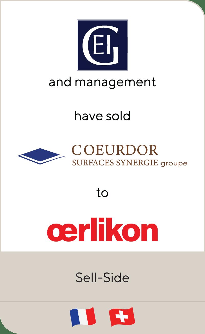 GEI Coeurdor Oerlikon 2021