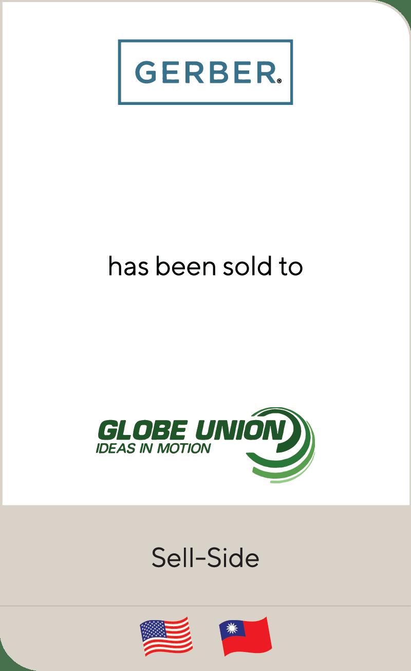 Gerber Globe Union 2003