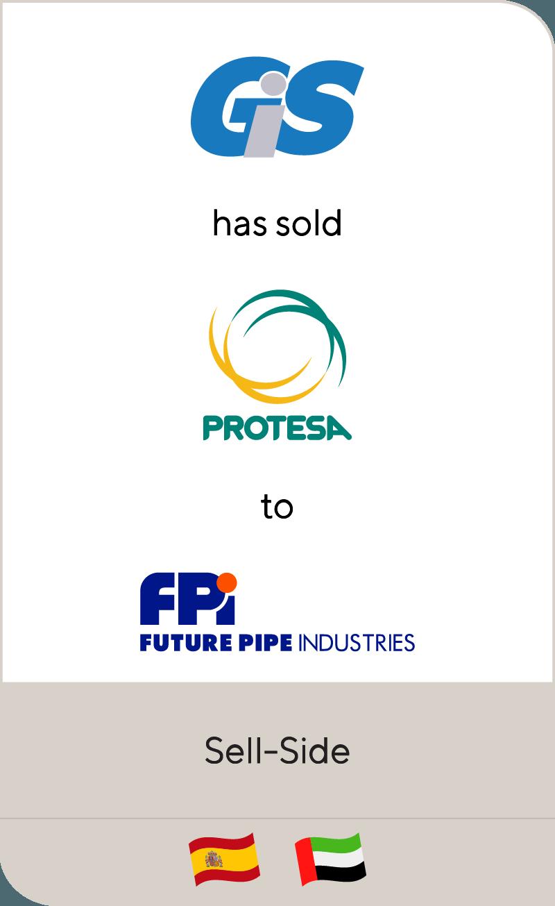 Gestion Integral De Tuberias Protesa Future Pipe Industries(FPI) 2013