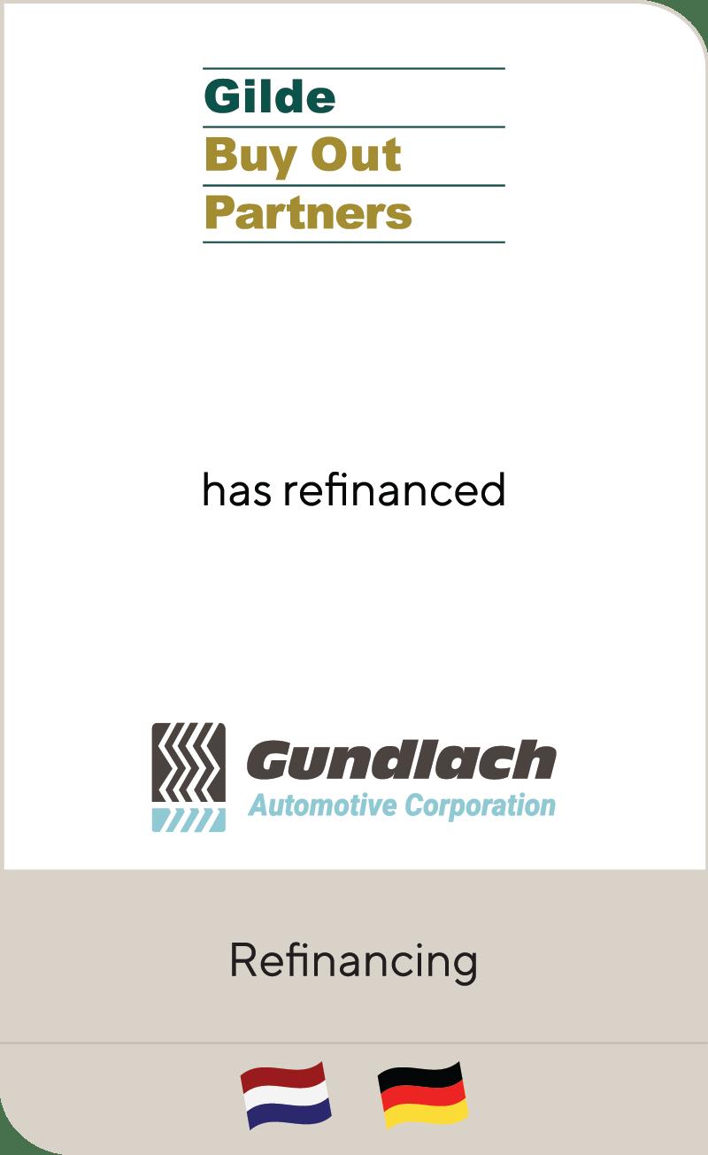 Gilde Buyout Partners Gundlach Automotive Corporation 2020