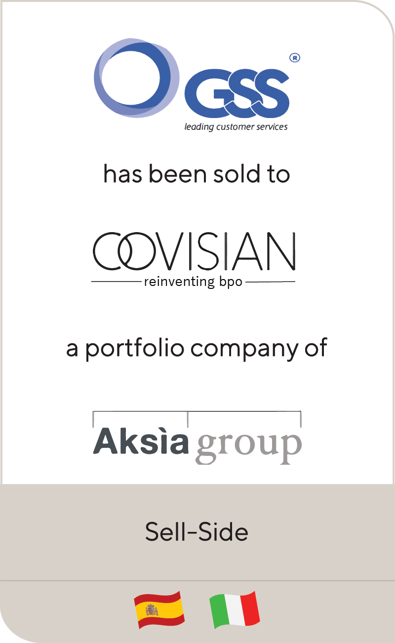 Global Sales Solutions_Covisian_Aksia Group_2019