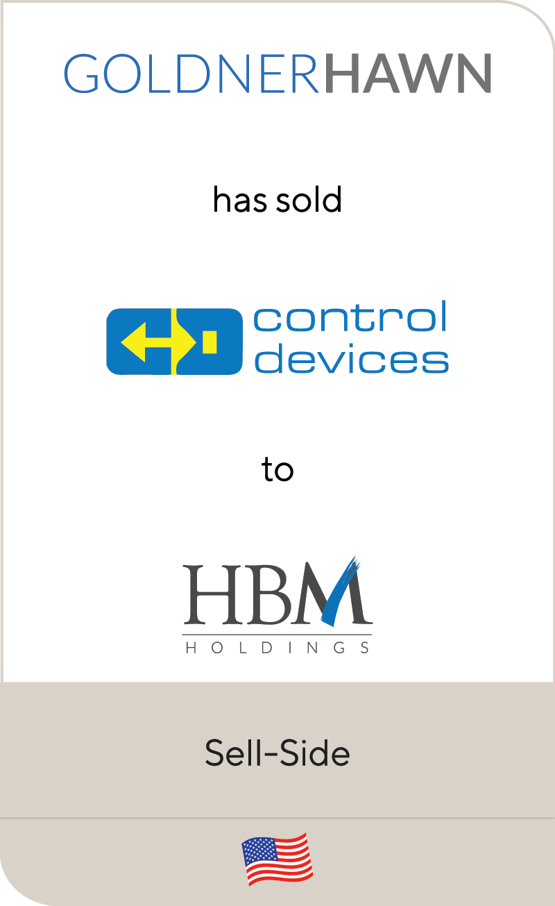 Goldner Hawn Control Devices HBM Holdings 2021