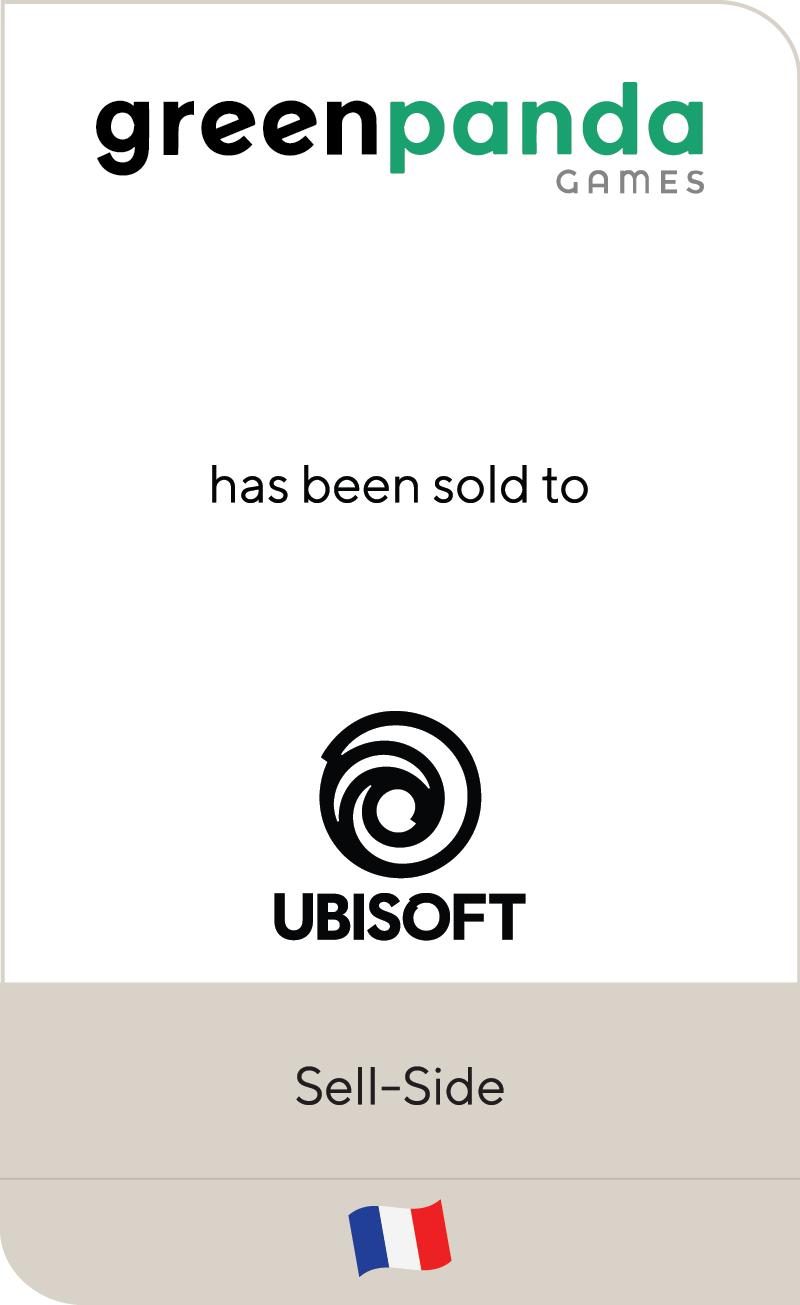 Green Panda Ubisoft 2019