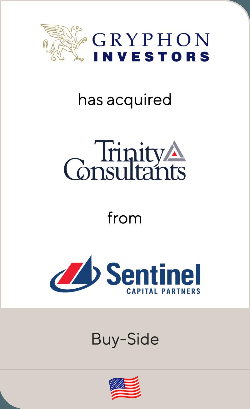 Gryphon Trinity Sentinel 2015