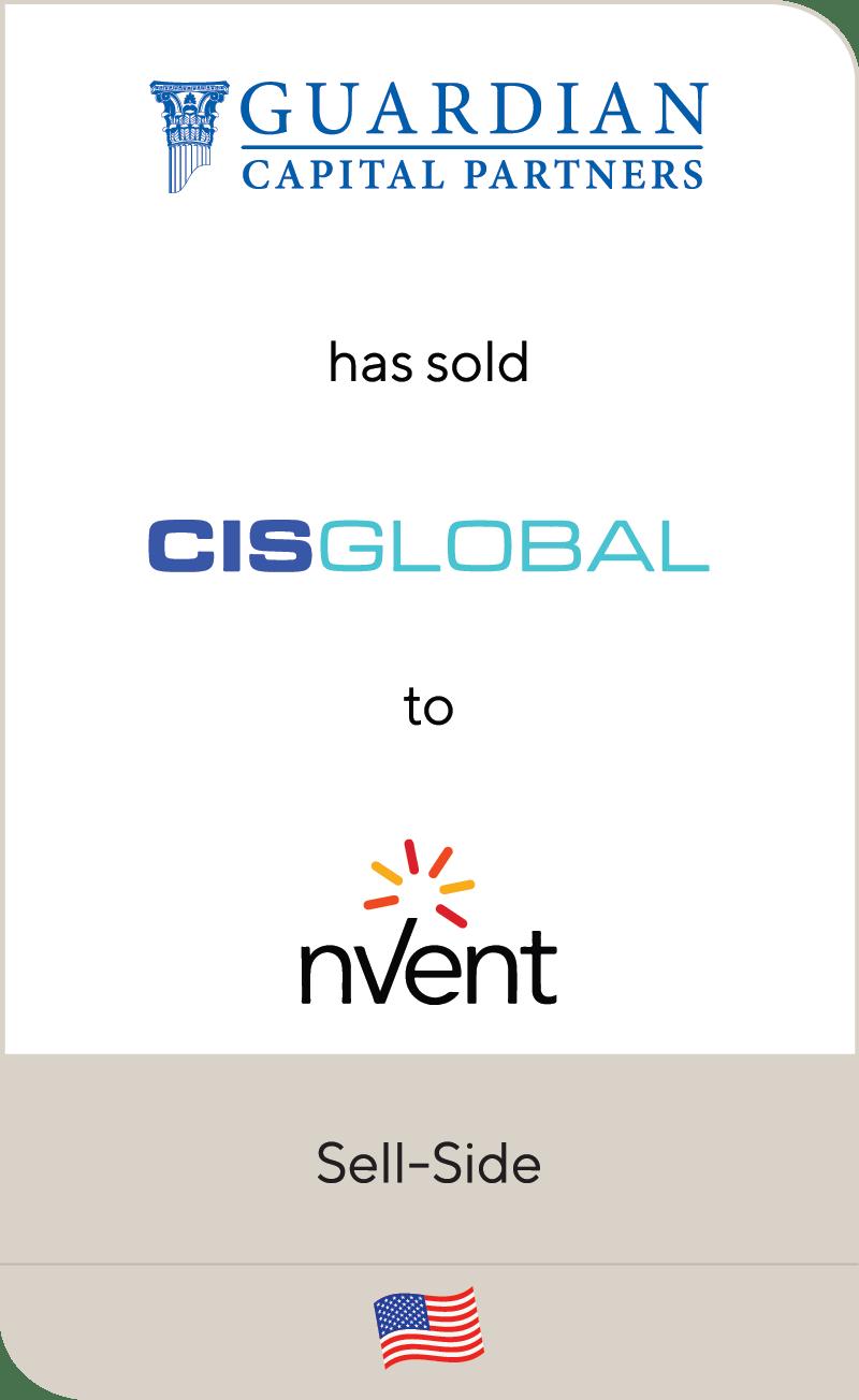 Guardian Capital Partners CIS Global NVent 2021