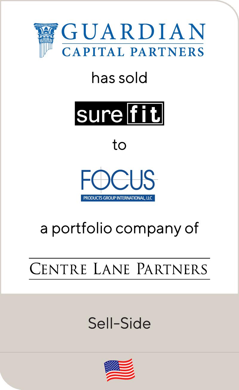 Guardian SureFit Focus Centre Lane 2012