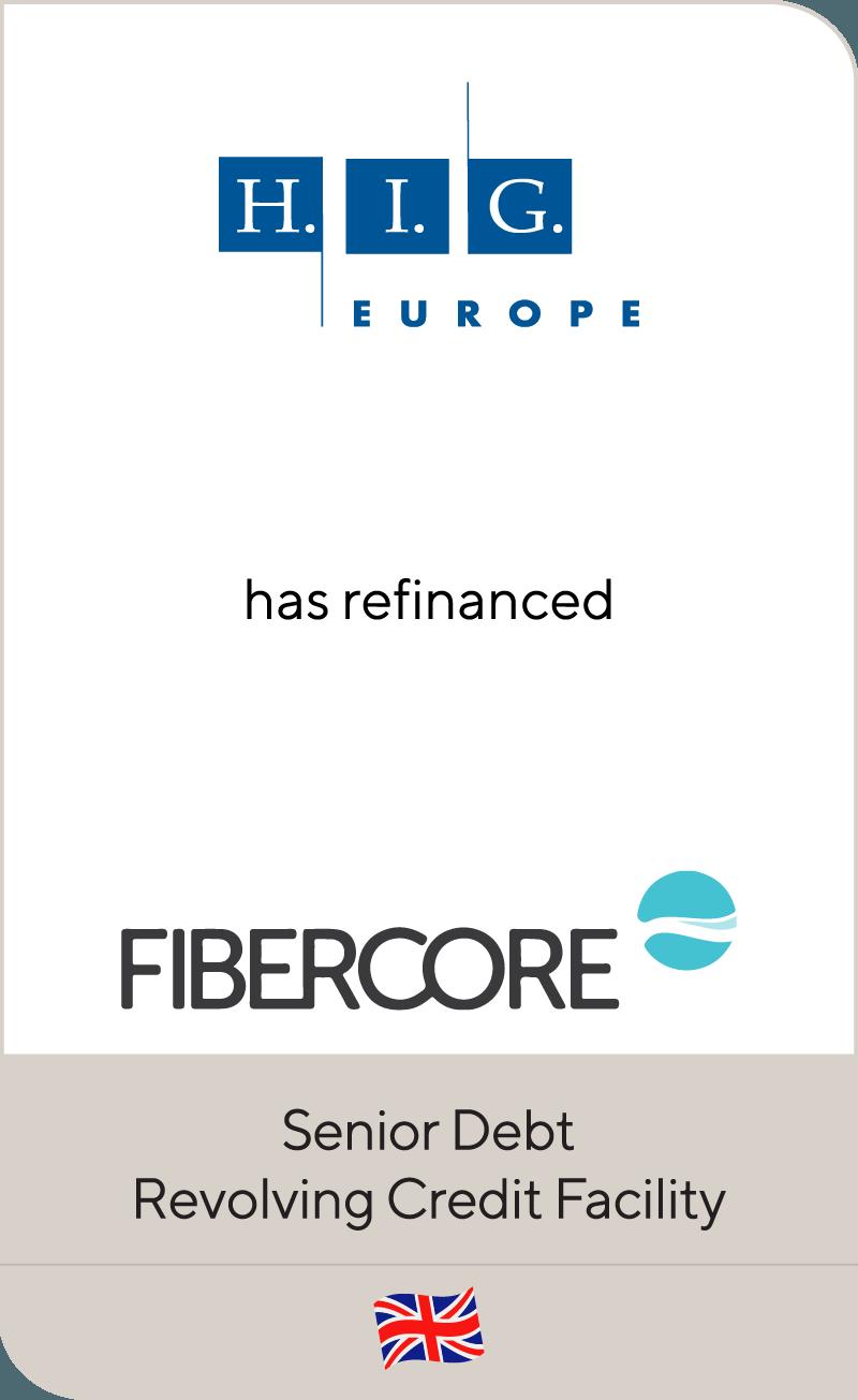 H.I.G. Europe Fibercore 2011