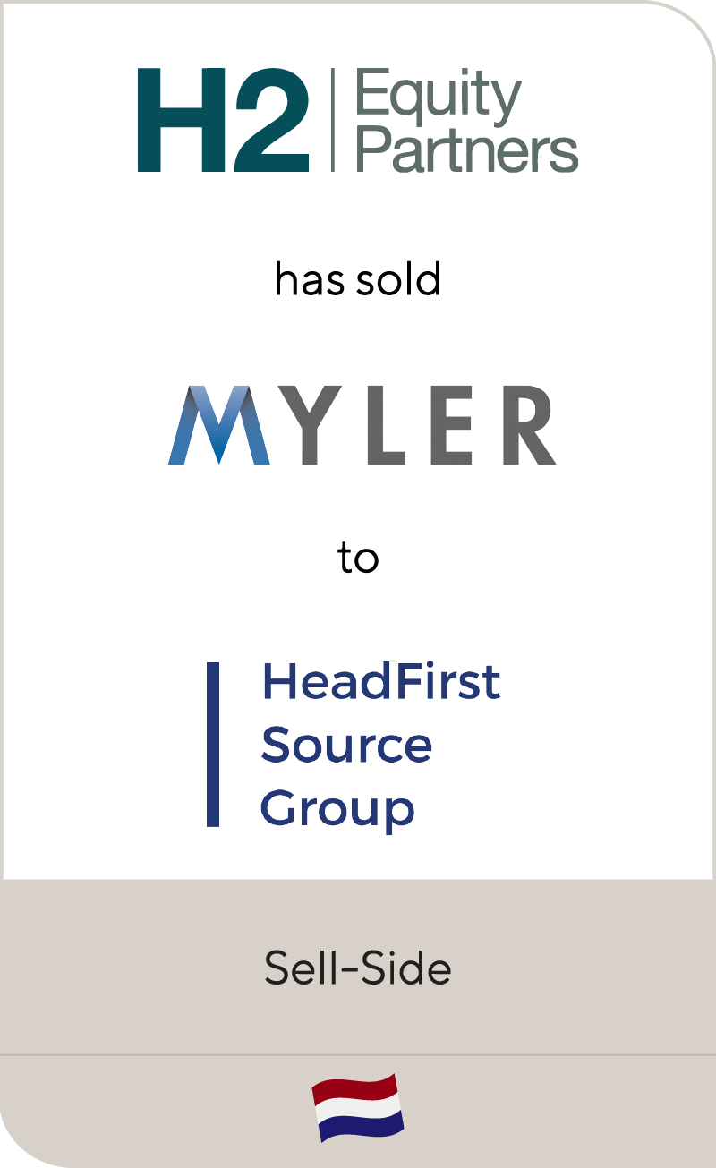 H2 Equity Partners Myler Headfirst Source Group 2018