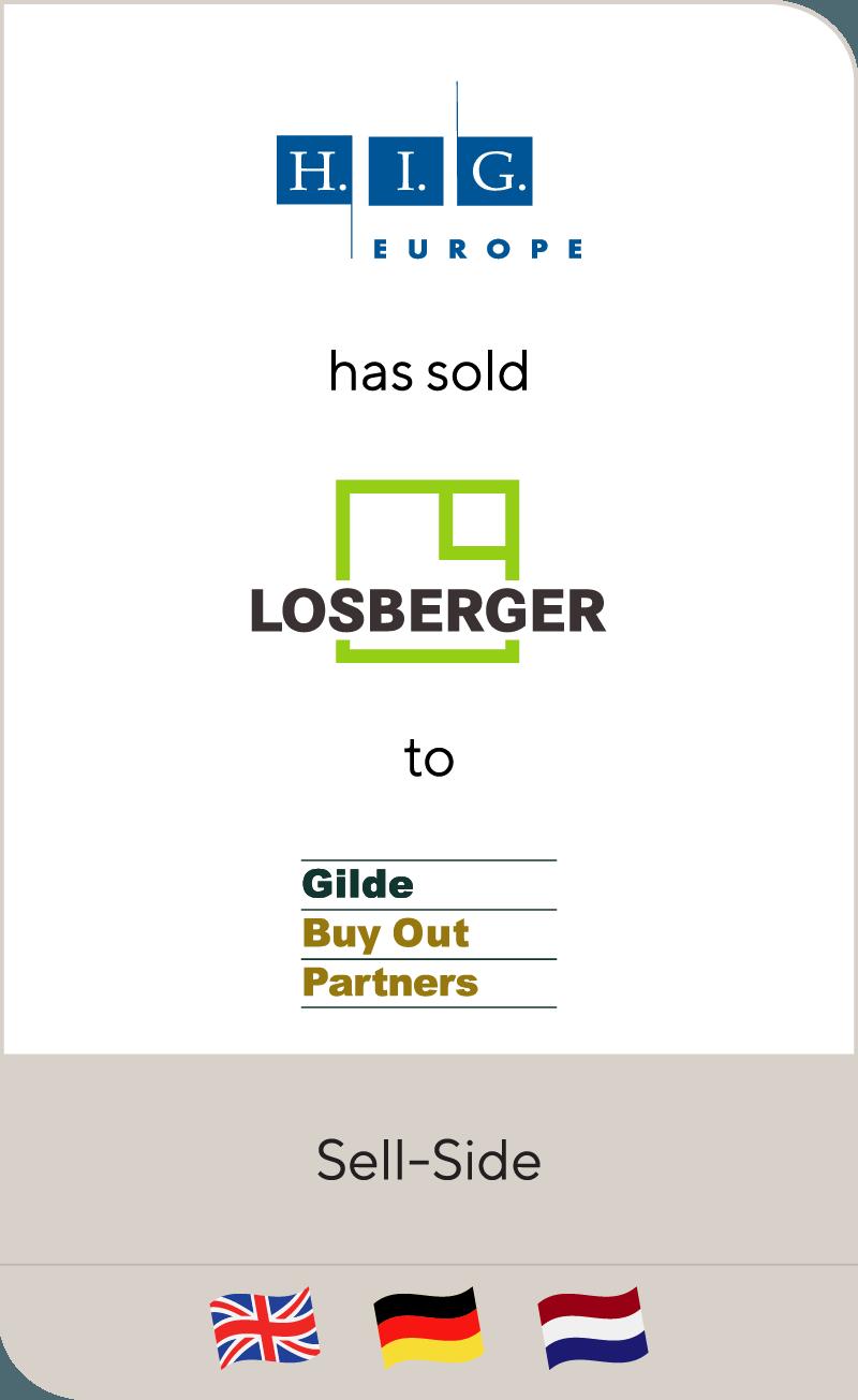 HIG Europe Losberger Glide 2016