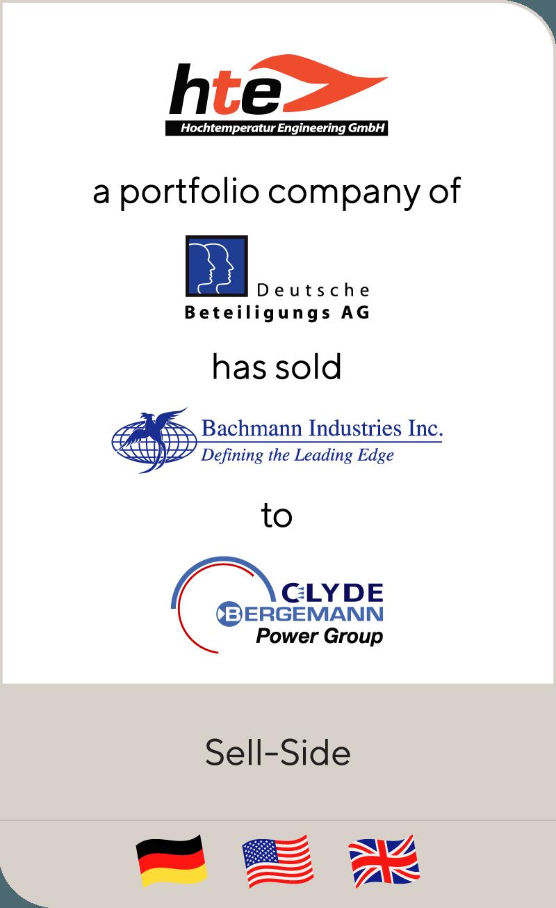 HTE Bachmann Clyde Bergemann Power Group 2009