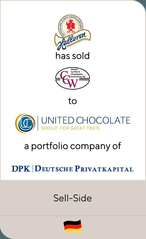 Halloren Weiber Confiserie Chocolate United Chocolate Group DPK 2018