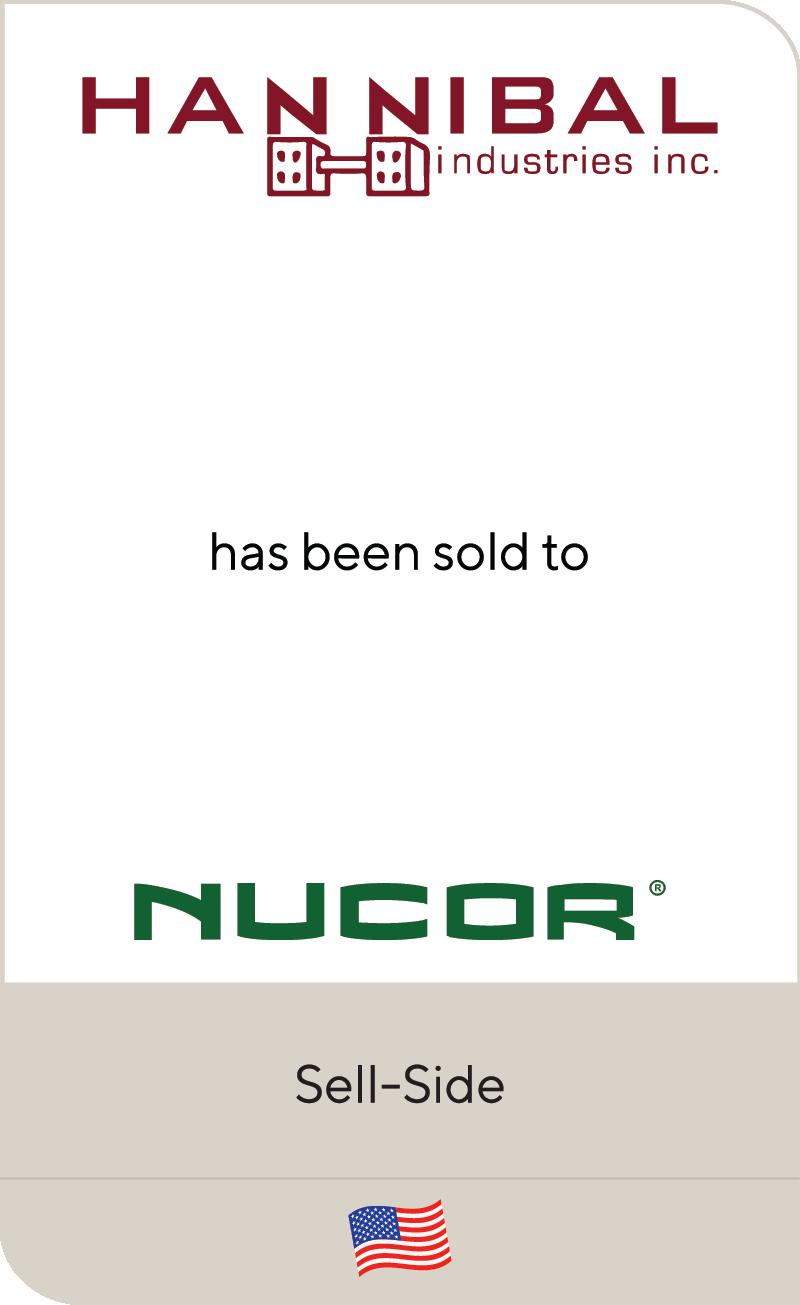 Hannibal Industries Nucor 2021