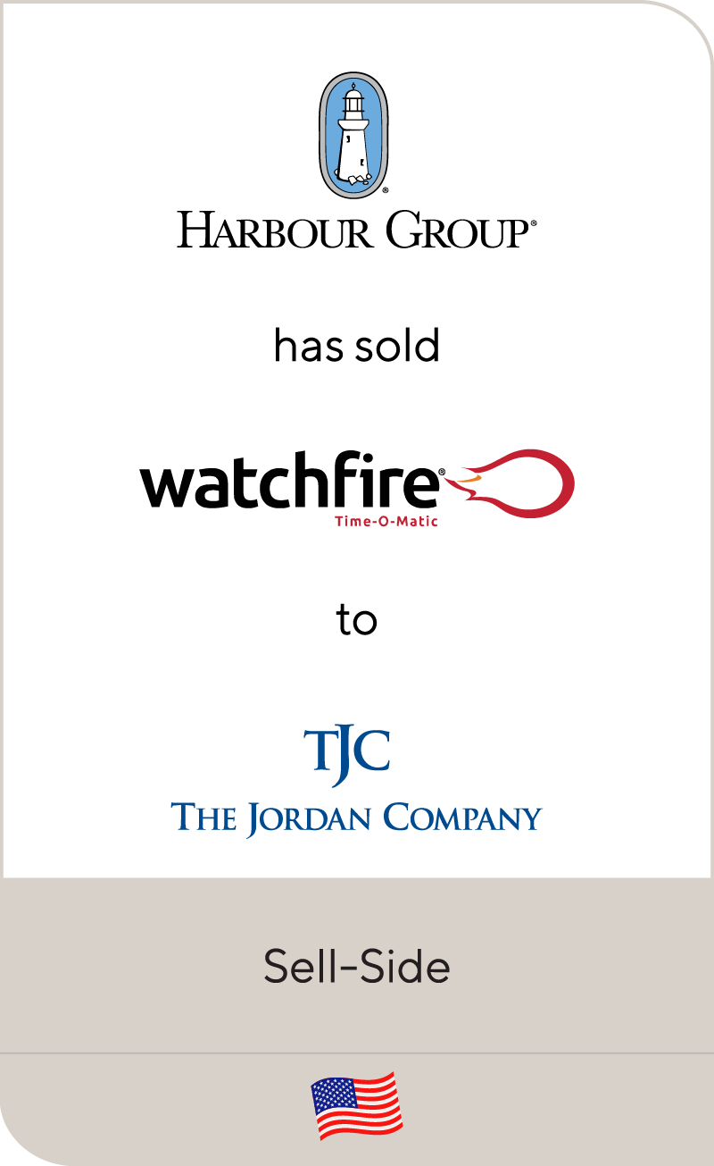 Harbour Group Watchfire TJC 2013