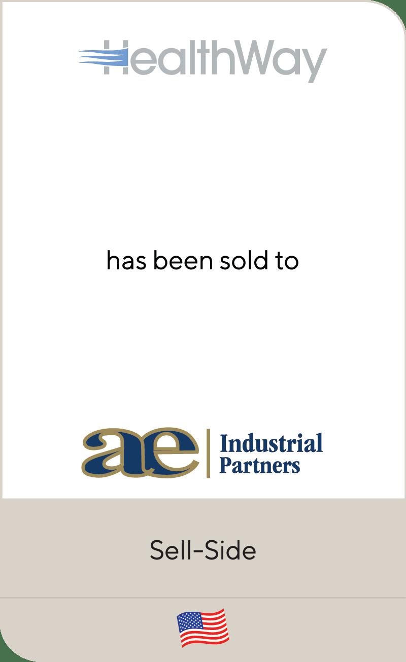 Healthway AE Industrial Partners 2021