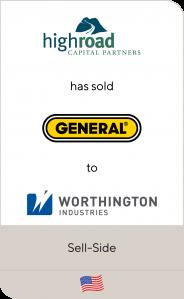 High Road Capital General Tools Worthington 2021