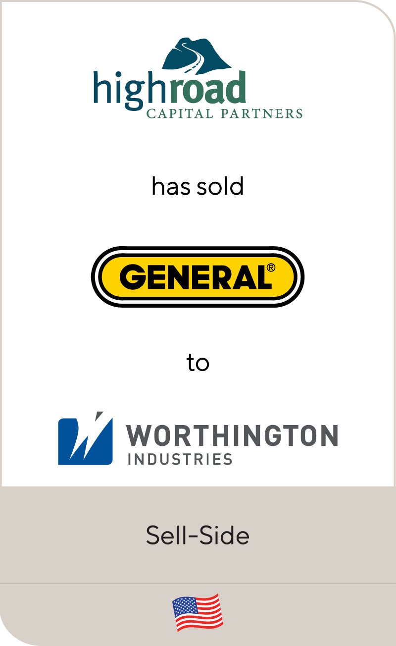 High Road Capital General Tools Worthington 2021