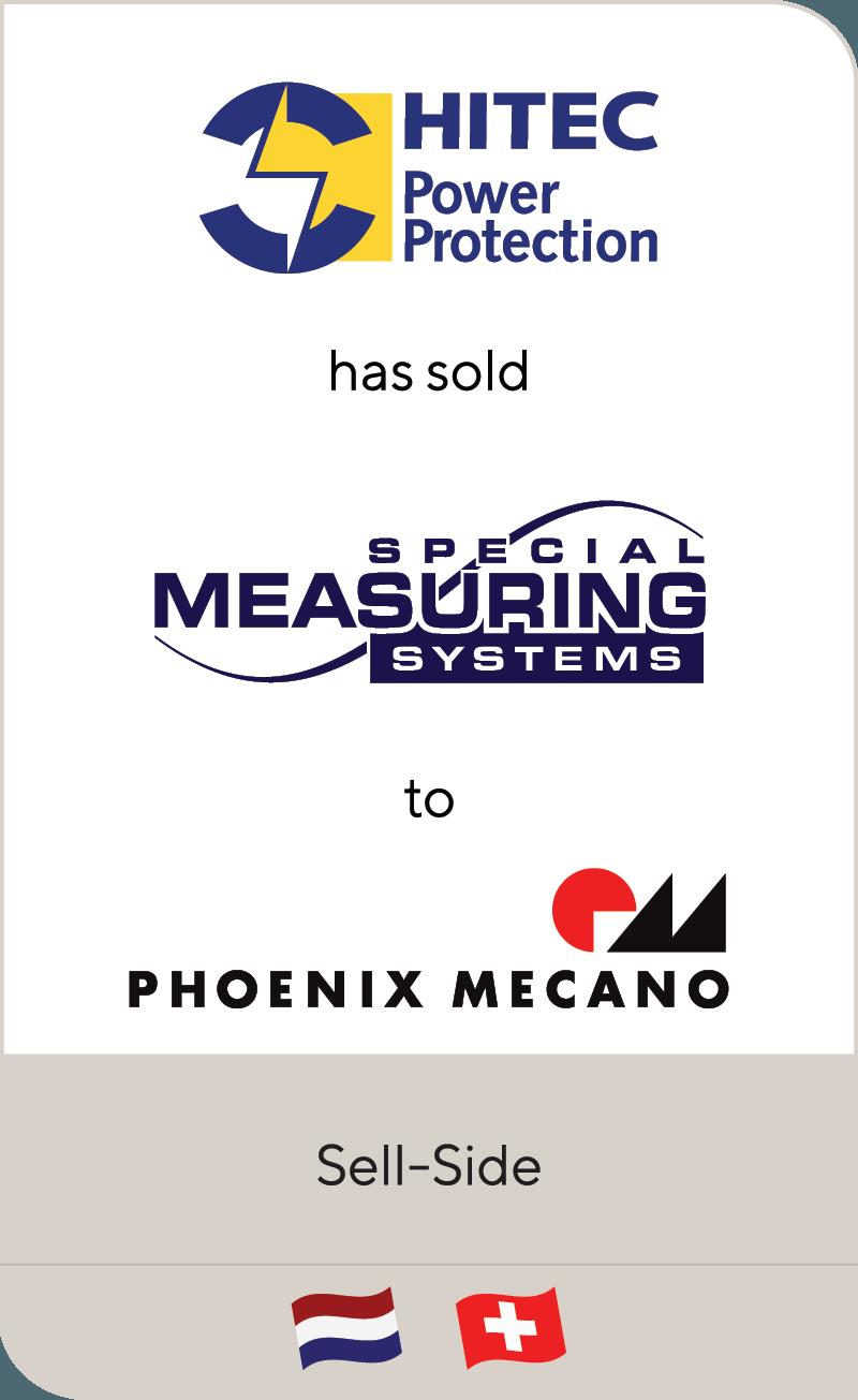 Hitec Power Protection Hitec Special Measuring Systems Phoenix Mecano 2014