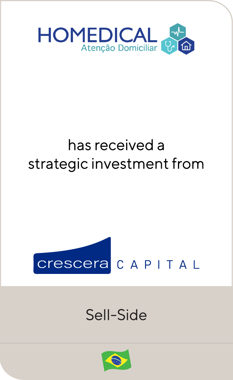 Homedical Crescera Capital 2021