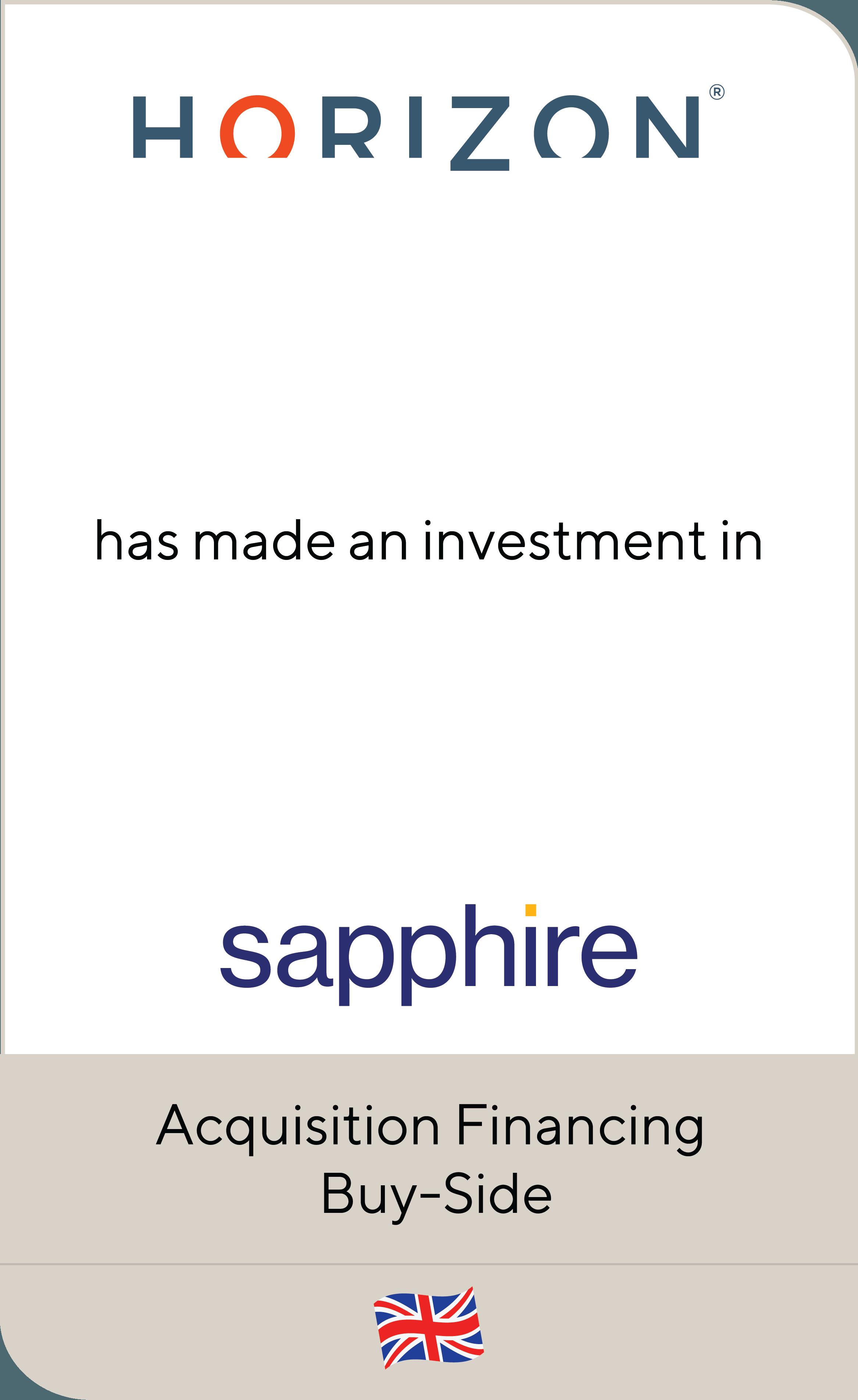Horizon Capital Sapphire 2019