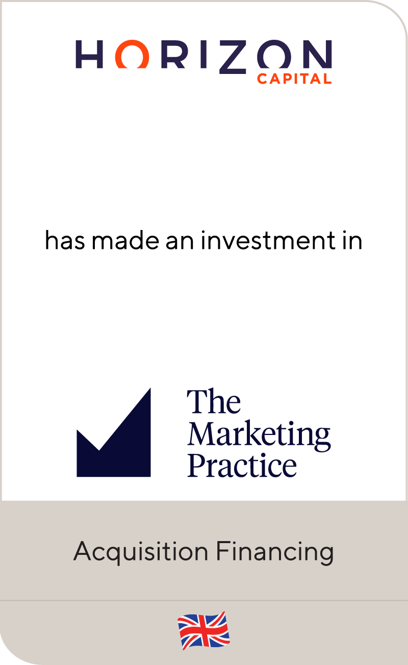 Horizon Capital The Marketing Place 2021