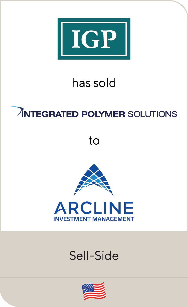 IGP Integrated Polymer Solutions Arcline 2019