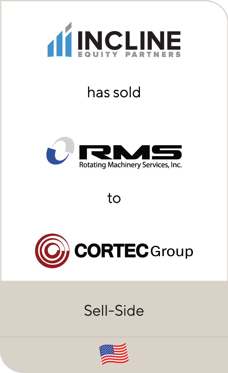 Incline Equity RMS Cortec Group 2019