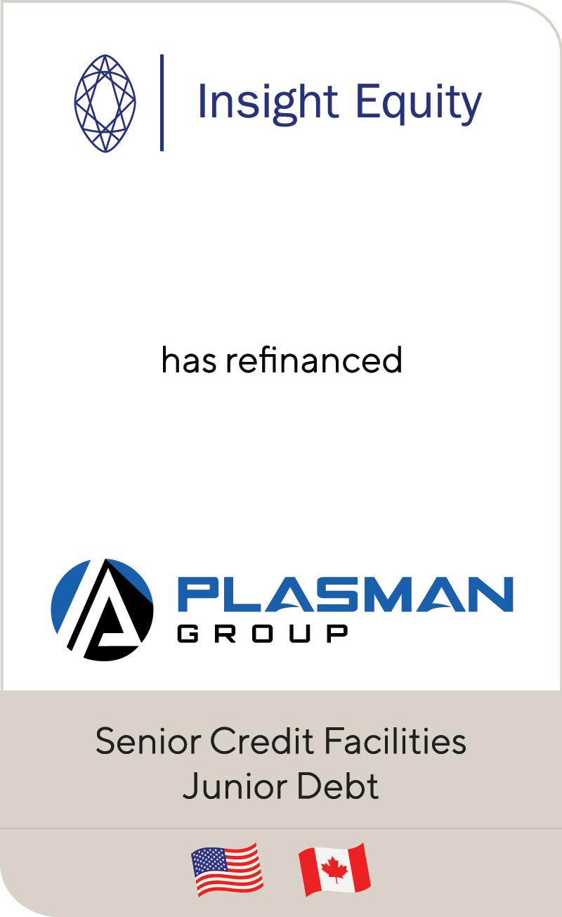 Insight Equity Plasman Group 2019