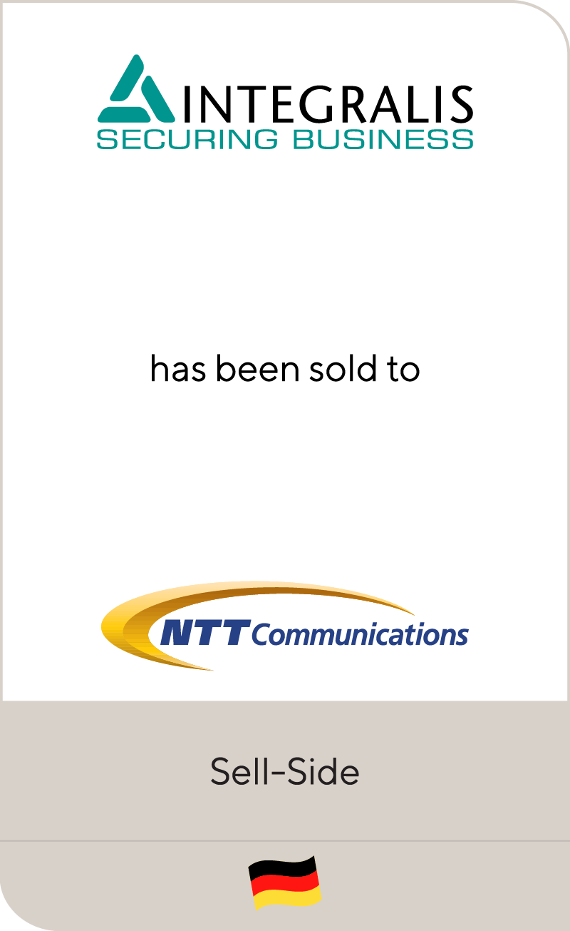 Integralis NTT Communications 2009