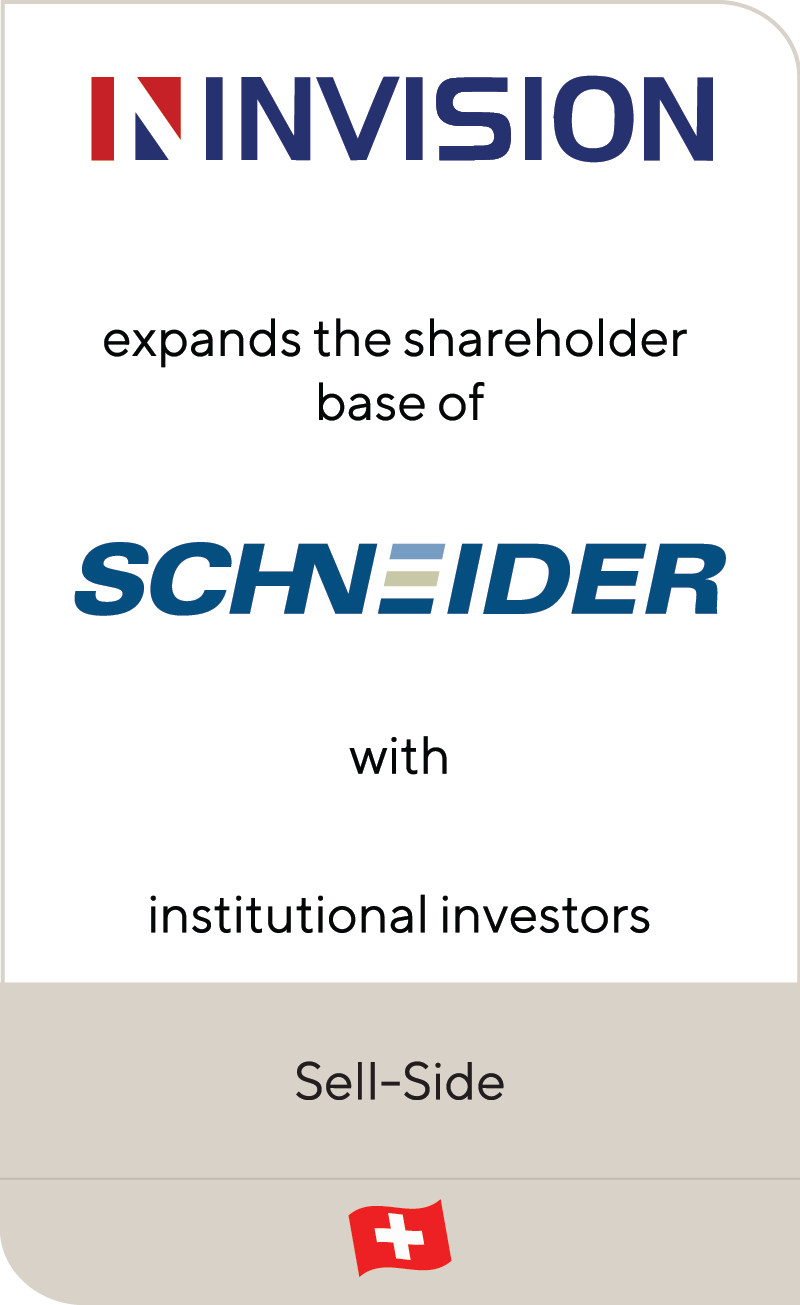 Invision Schneider 2019