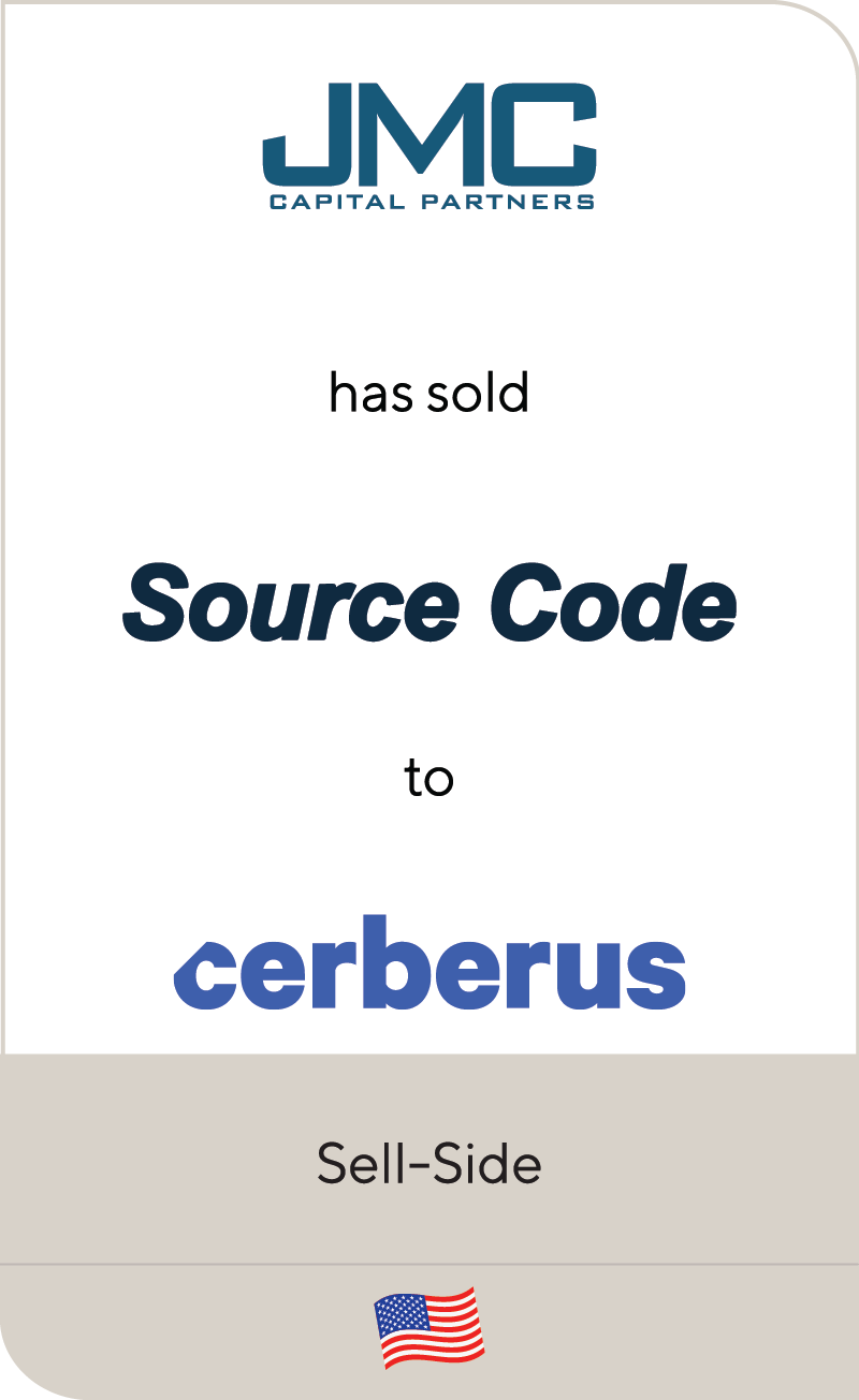 JMC Capital Partners Source Code Cerberus Capital Management 2021