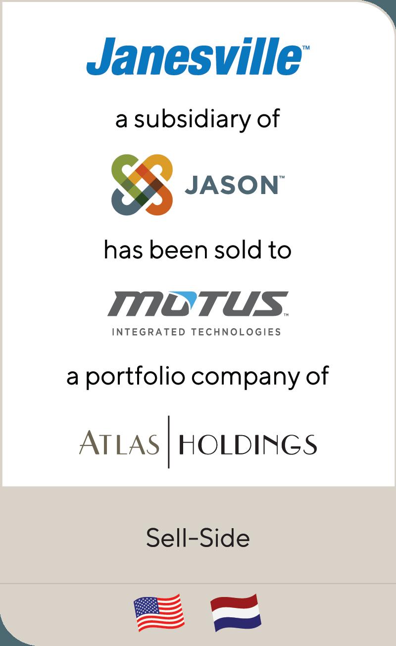 Janesville Jason Motus Atlas 2019