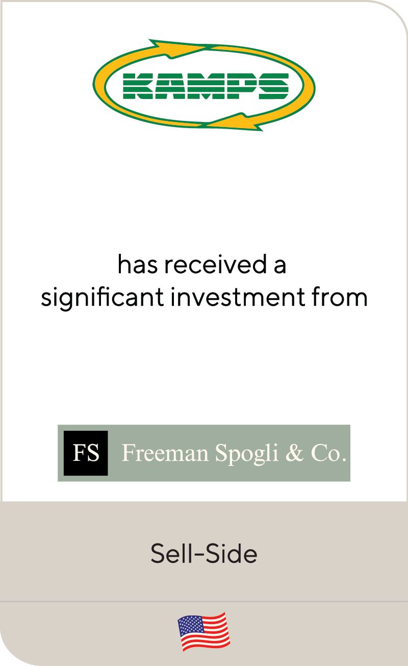 Kamps Freeman Spogli 2019