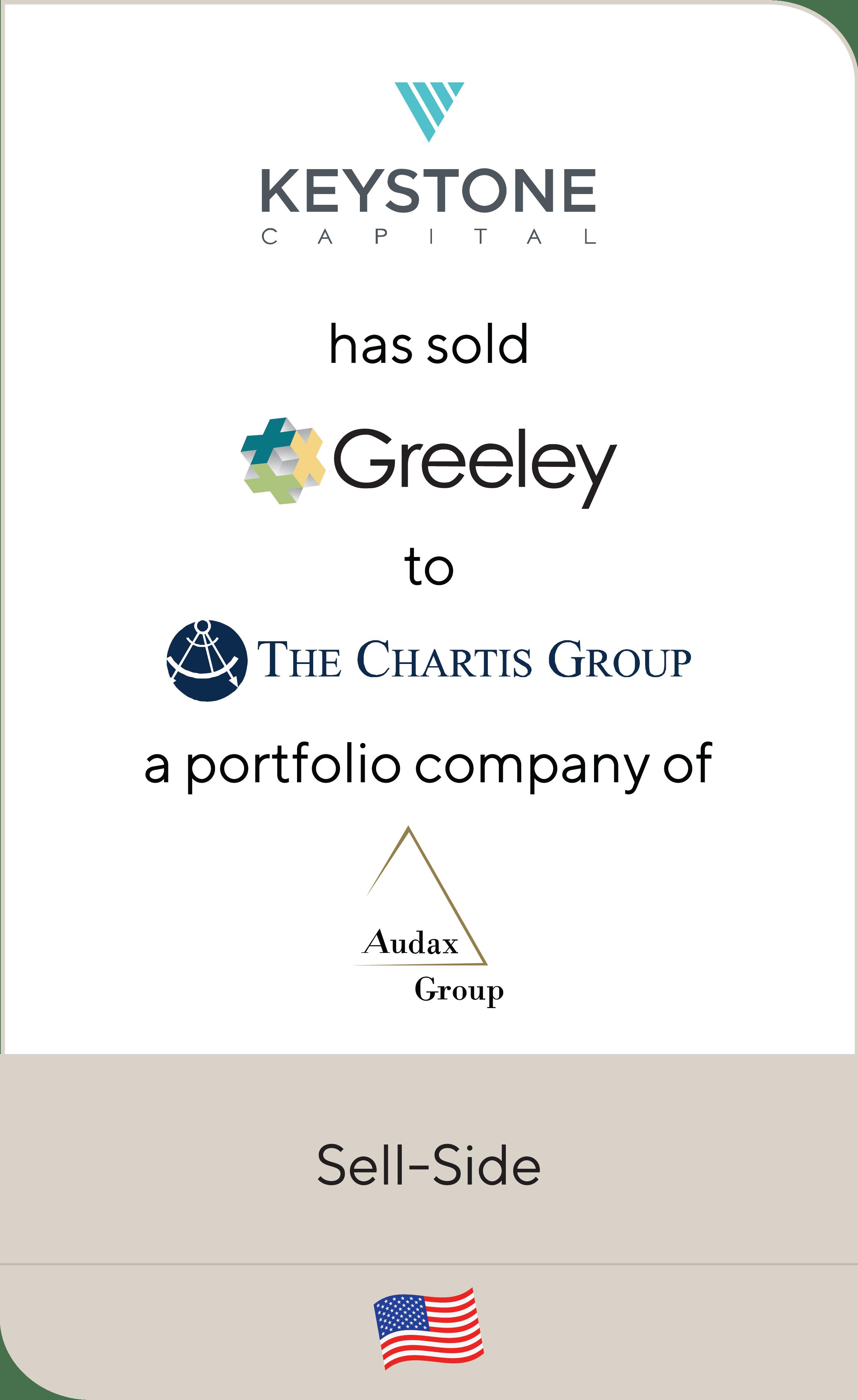 Keystone Greeley Chartis Audax 2019