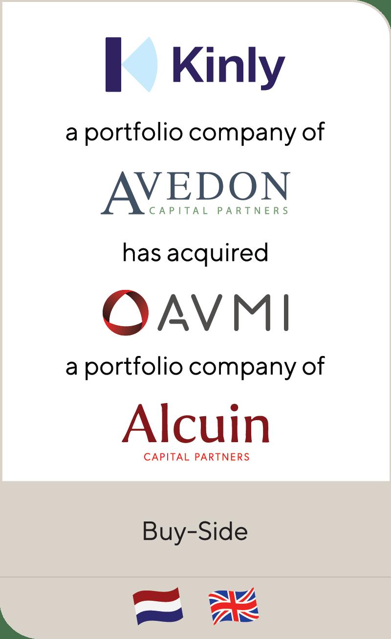 Kinly Avedon AVMI Alcuin 2020