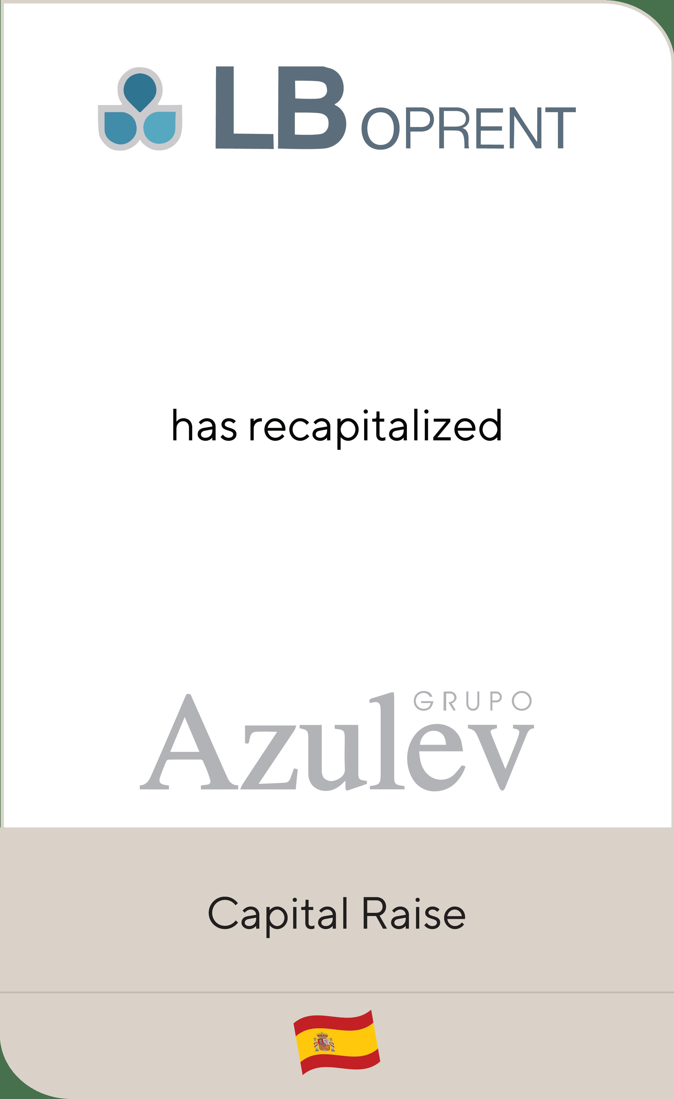 LB Oprent Azulev 2019