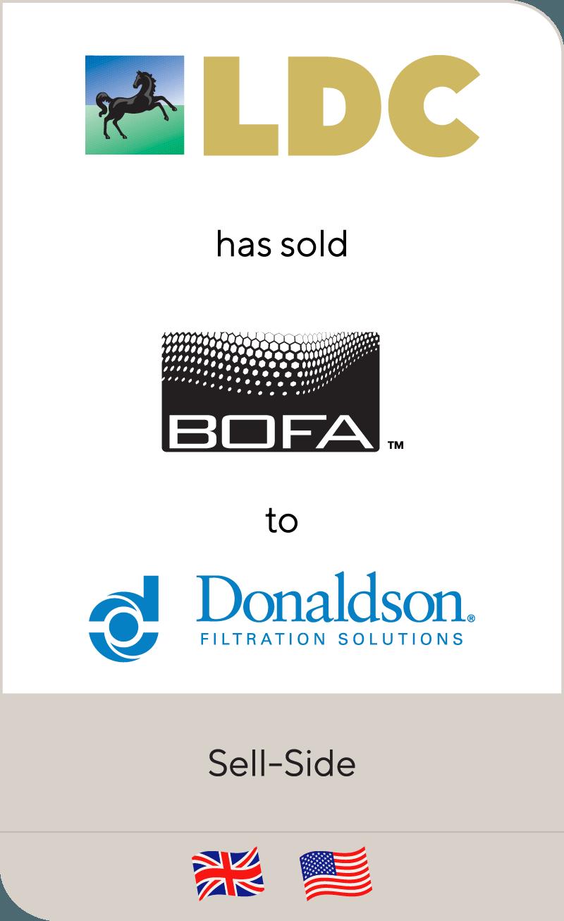 LDC BOFA Donaldson