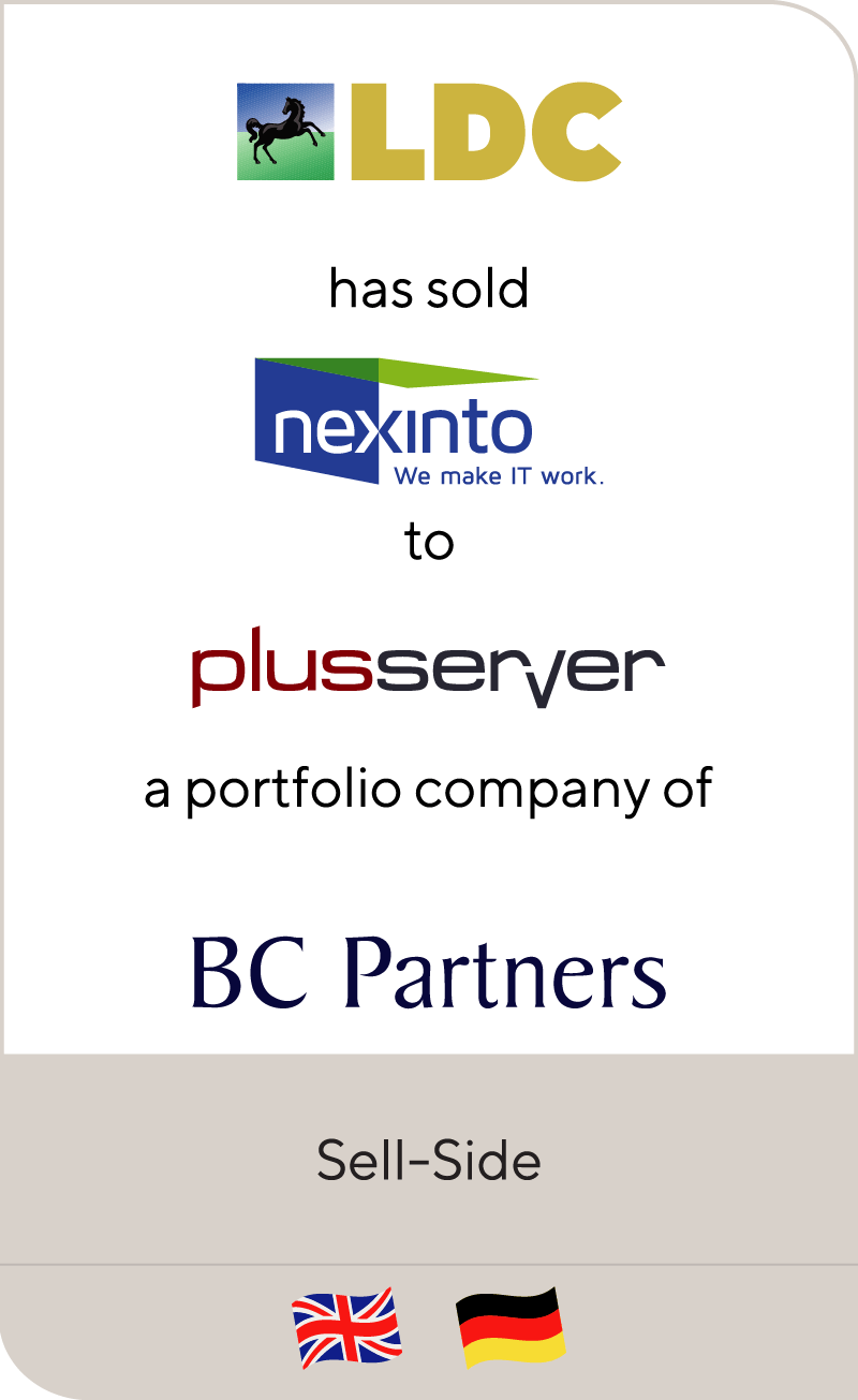 LDC has sold Nexinto to PlusServer