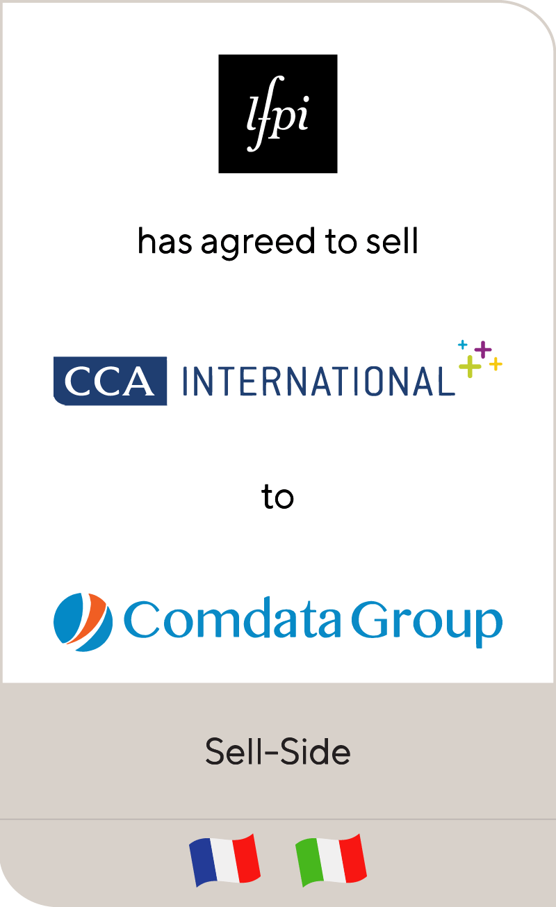 LFPI CCA International Comdata Group 2018